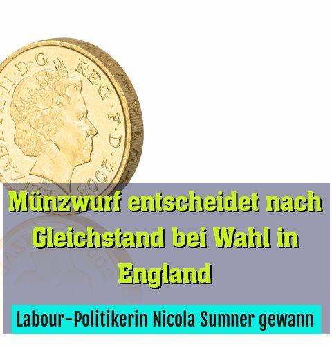 Labour-Politikerin Nicola Sumner gewann