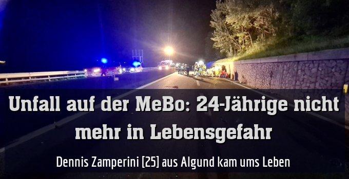 Dennis Zamperini [25] aus Algund kam ums Leben