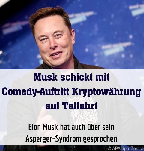 Elon Musk hat auch über sein Asperger-Syndrom gesprochen