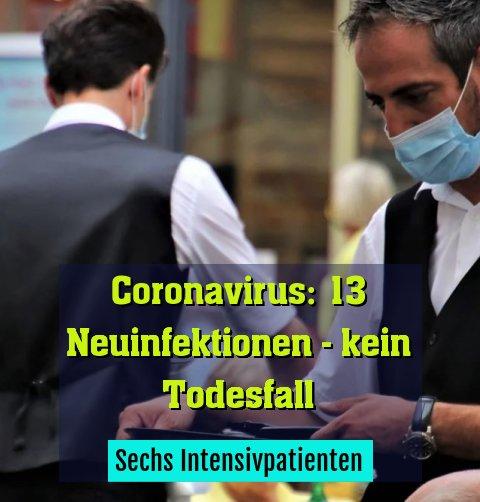 Sechs Intensivpatienten