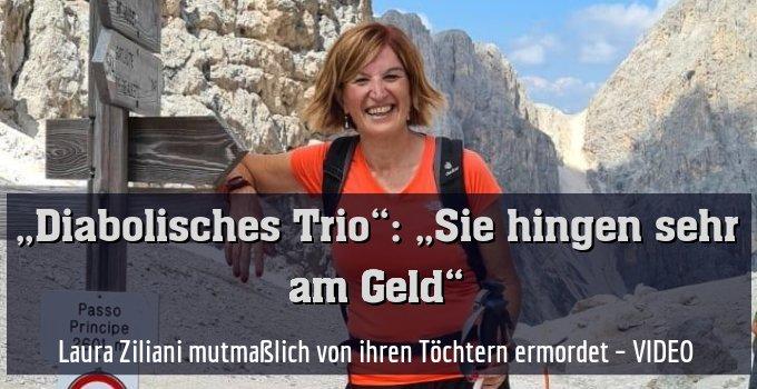 Laura Ziliani mutmaßlich von ihren Töchtern ermordet – VIDEO