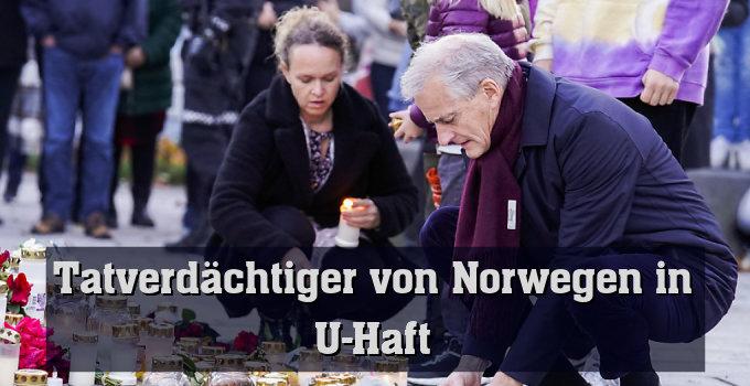 Norwegens Ministerpräsident besuchte Kongsberg
