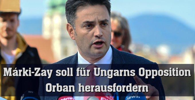 Liberalkonservativer Kandidat will Orban herausfordern