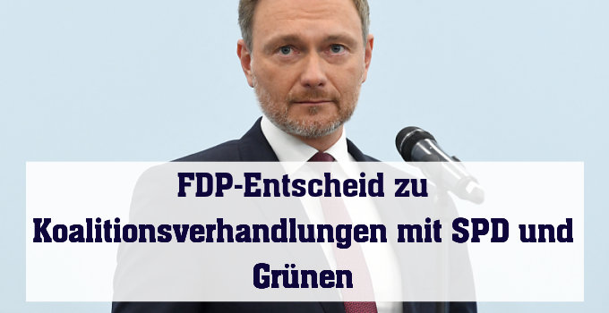 FDP-Chef Lindner liebäugelt mit dem Finanzministerium