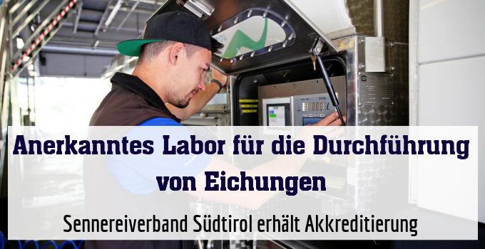 Sennereiverband Südtirol erhält Akkreditierung