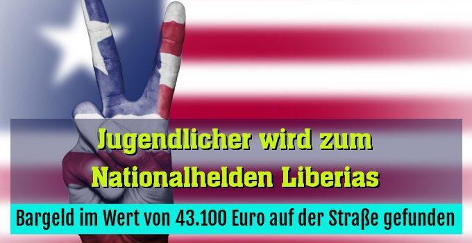 Bargeld im Wert von 43.100 Euro auf der Straße gefunden