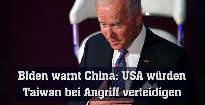 US-Präsident sieht Verpflichtung seines Landes