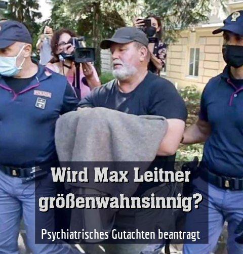 Psychiatrisches Gutachten beantragt