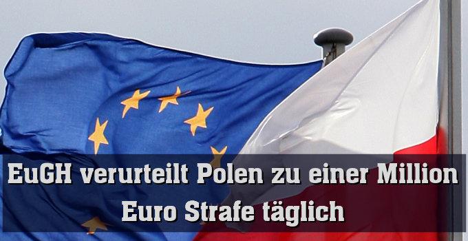 Der Streit mit der EU wird nun teuer für Polen