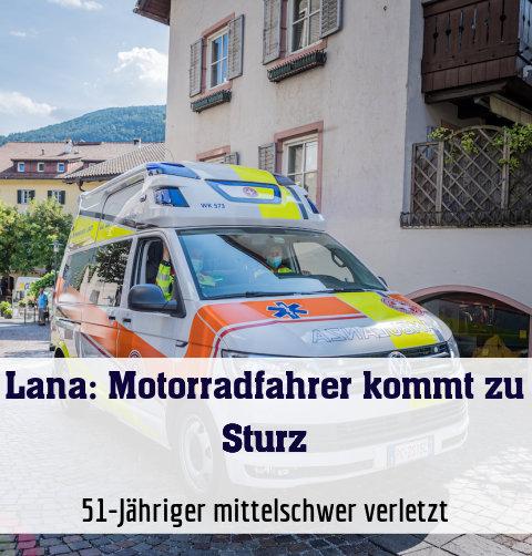 51-Jähriger mittelschwer verletzt