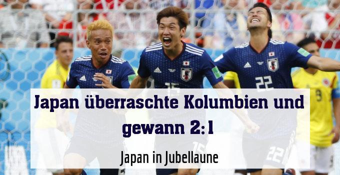 Japan in Jubellaune