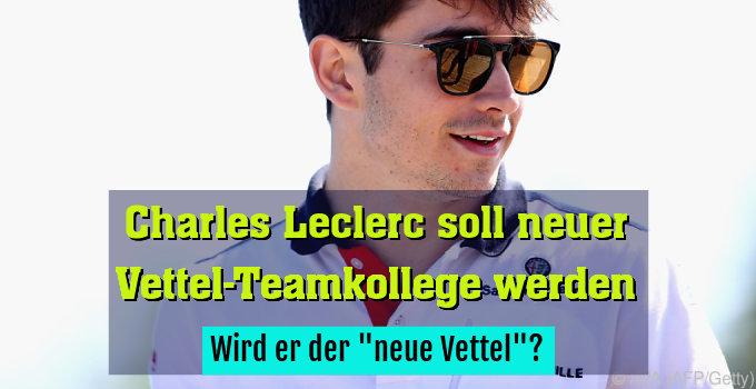 """Wird er der """"neue Vettel""""?"""