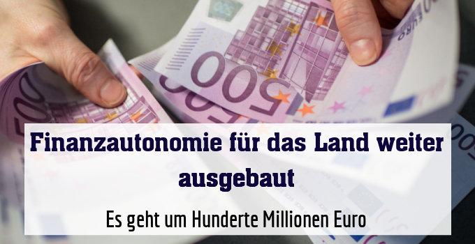 Es geht um Hunderte Millionen Euro