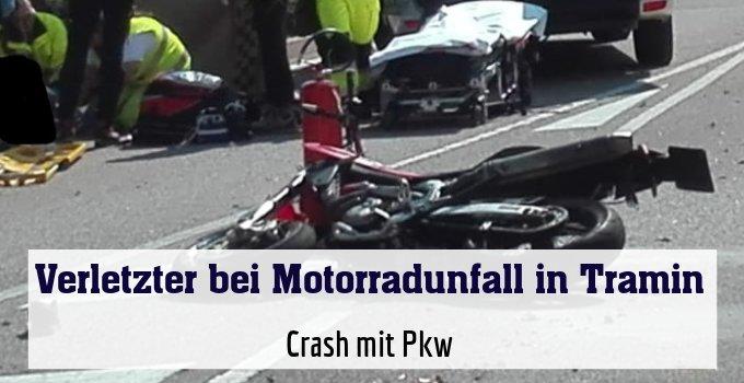Crash mit Pkw
