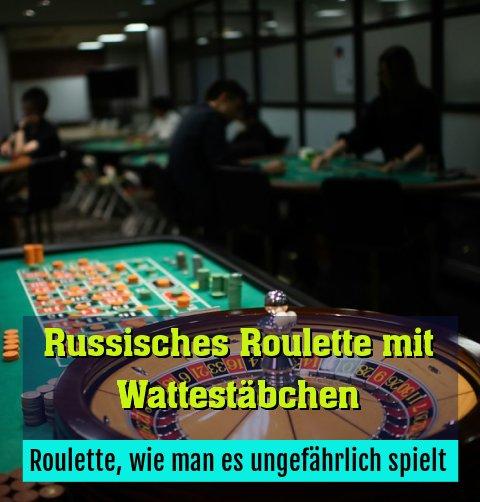 Roulette, wie man es ungefährlich spielt