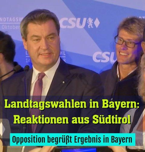 Opposition begrüßt Ergebnis in Bayern