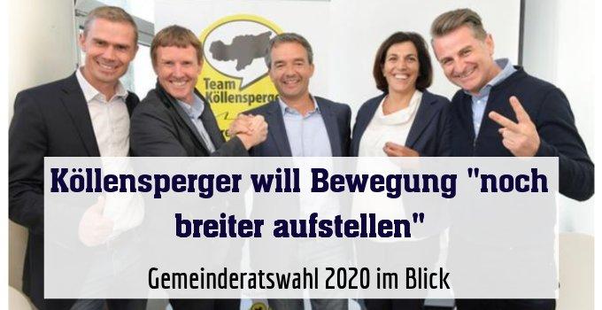 Gemeinderatswahl 2020 im Blick