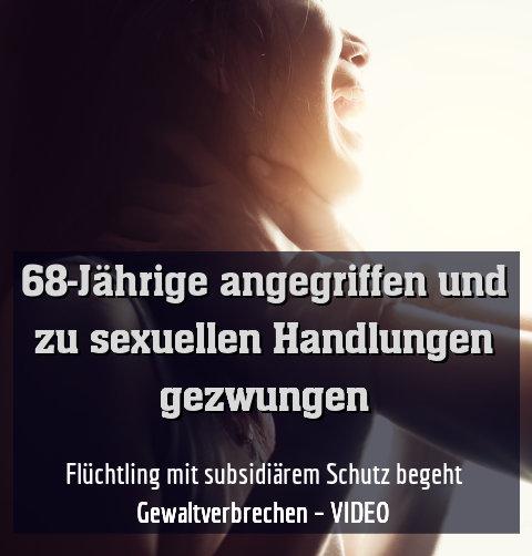 Flüchtling mit subsidiärem Schutz begeht Gewaltverbrechen – VIDEO