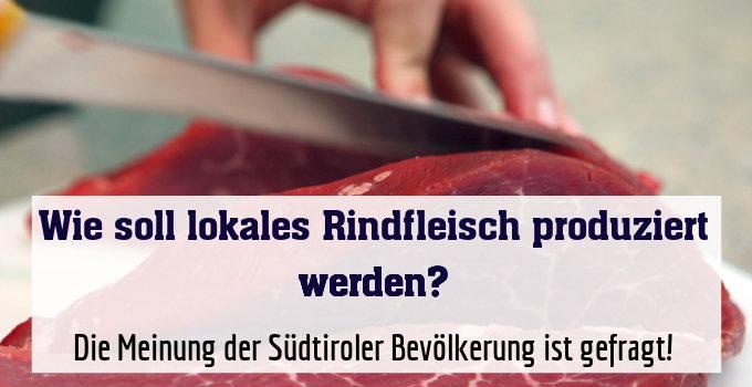 Die Meinung der Südtiroler Bevölkerung ist gefragt!