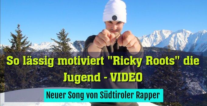 Neuer Song von Südtiroler Rapper