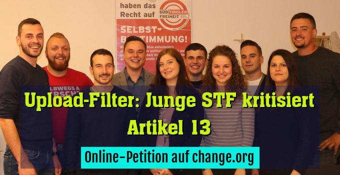 Online-Petition auf change.org