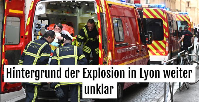 Mindestens 13 Menschen wurden verletzt