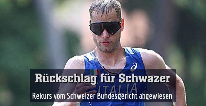 Rekurs vomSchweizer Bundesgericht abgewiesen