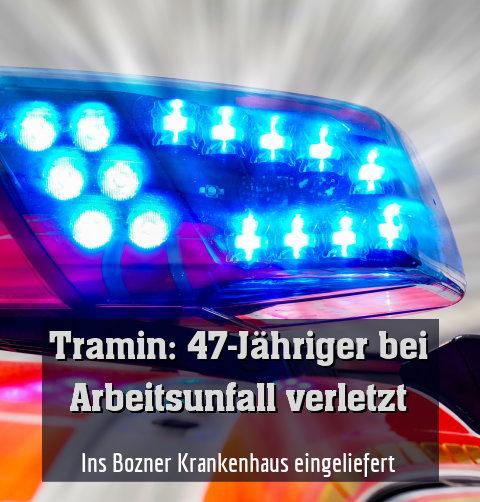 Ins Bozner Krankenhaus eingeliefert