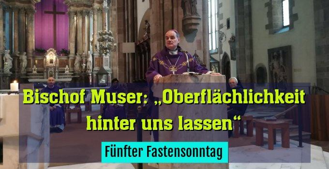 Fünfter Fastensonntag