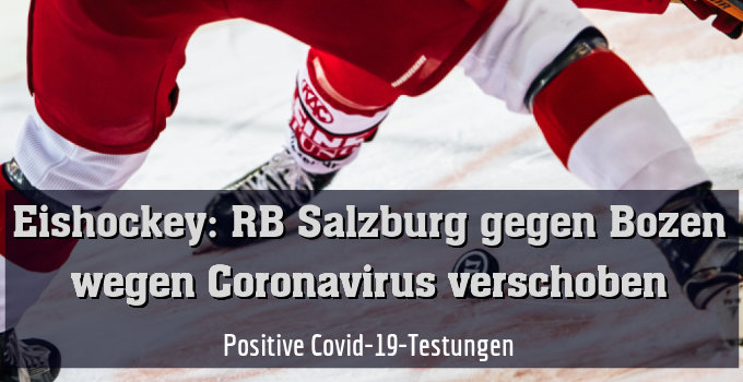 Positive Covid-19-Testungen