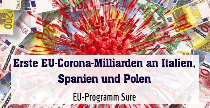 EU-Programm Sure