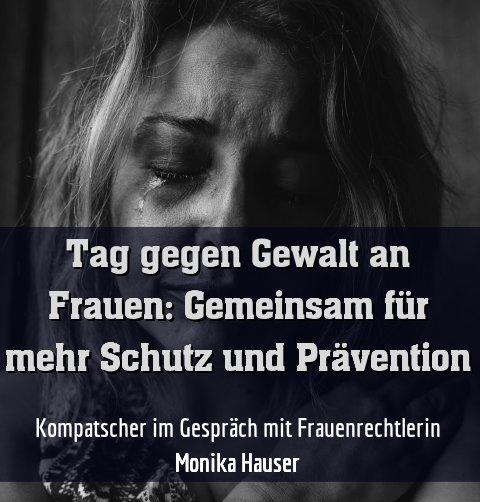 Kompatscher im Gespräch mit Frauenrechtlerin Monika Hauser
