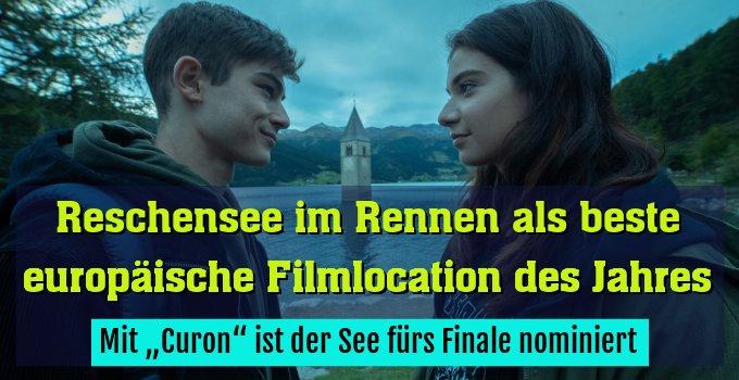 """Mit """"Curon"""" ist der See fürs Finale nominiert"""