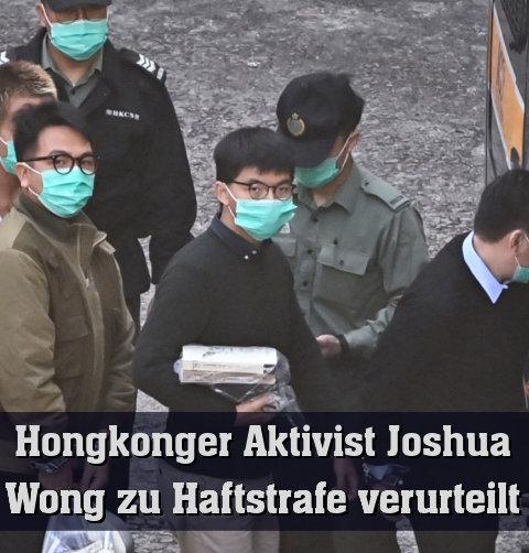 Drei Aktivisten müssen ins Gefängnis