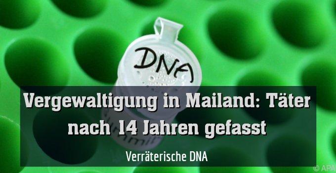 Verräterische DNA