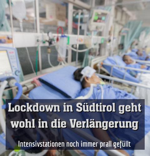 Intensivstationen noch immer prall gefüllt
