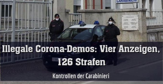 Kontrollen der Carabinieri