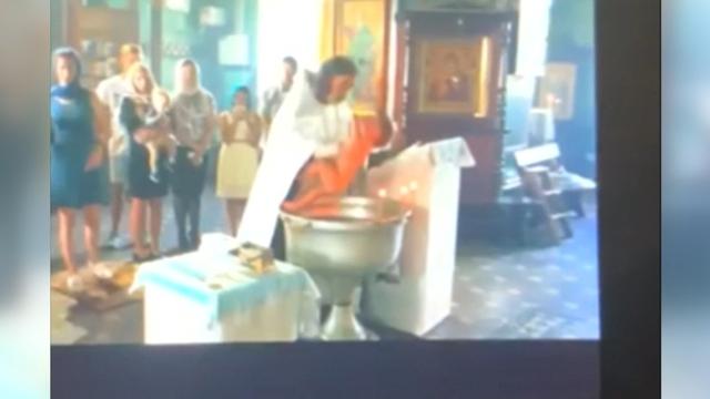 Brutale Taufe Sorgt Für Entsetzen Südtirol News
