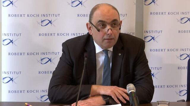 Robert-Koch-Institut: Fälle in 52 Ländern, Gefahr in Deutschland ...