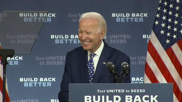Vize Von Biden