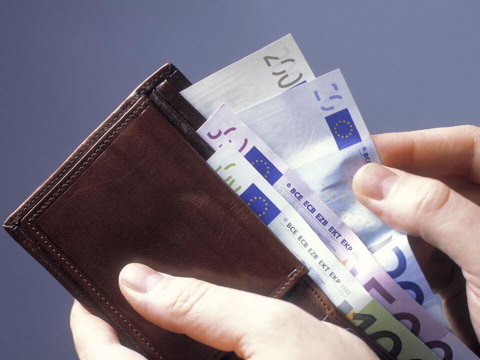 geld brieftasche