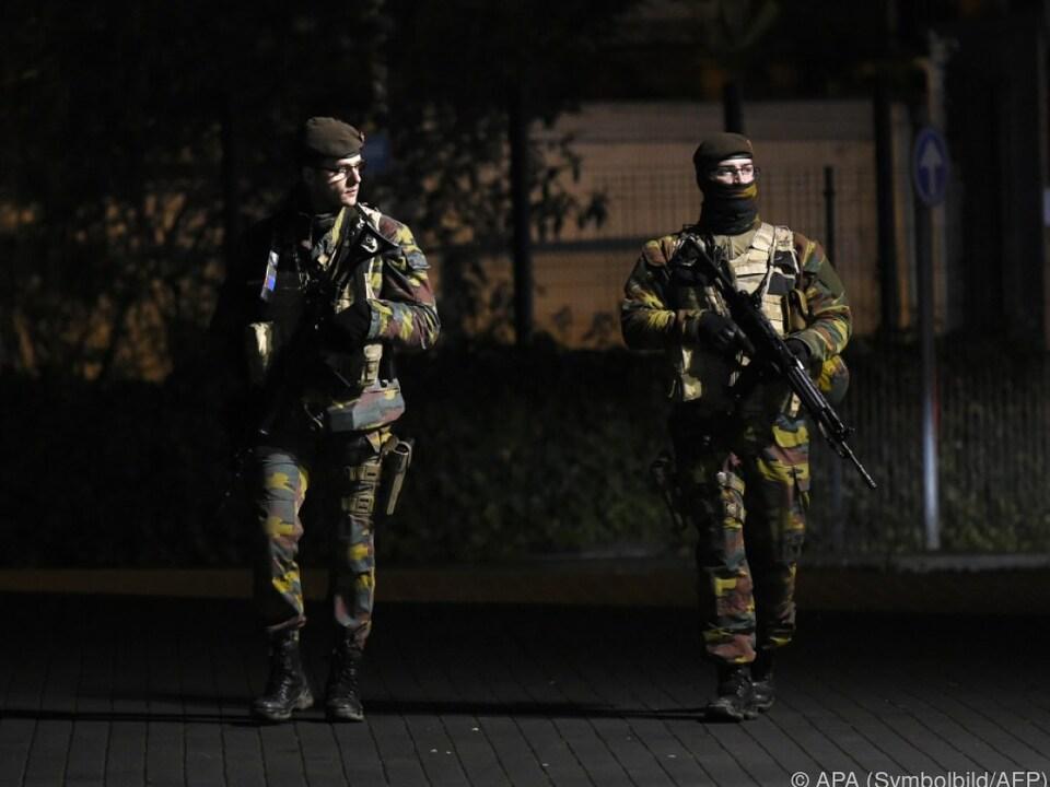 Belgien kommt wegen islamistischem Terror nicht zur Ruhe