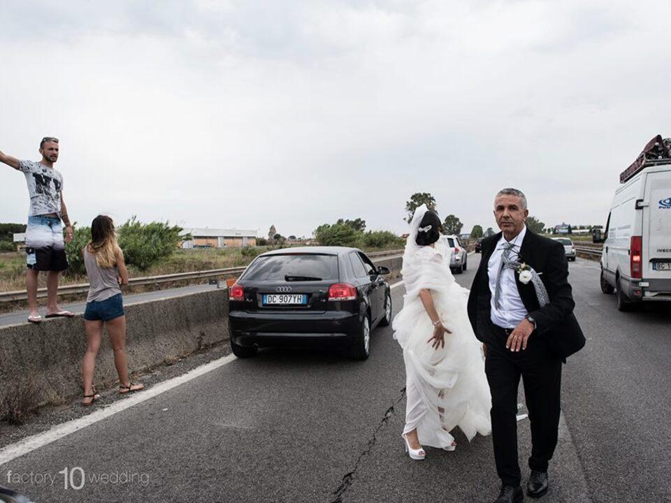 Braut Autobahn Factory10 Wedding-facebook V