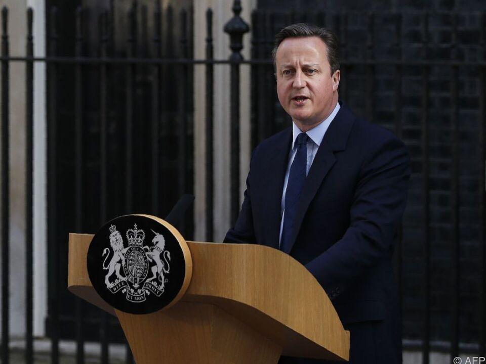 Cameron hat das Desaster zu verantworten