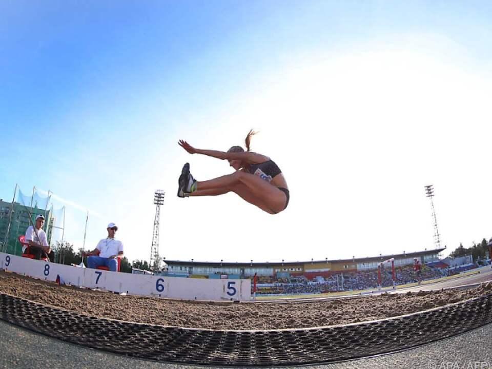 Darja Klischina wurde bisher als einzige vom IOC für Rio zugelassen