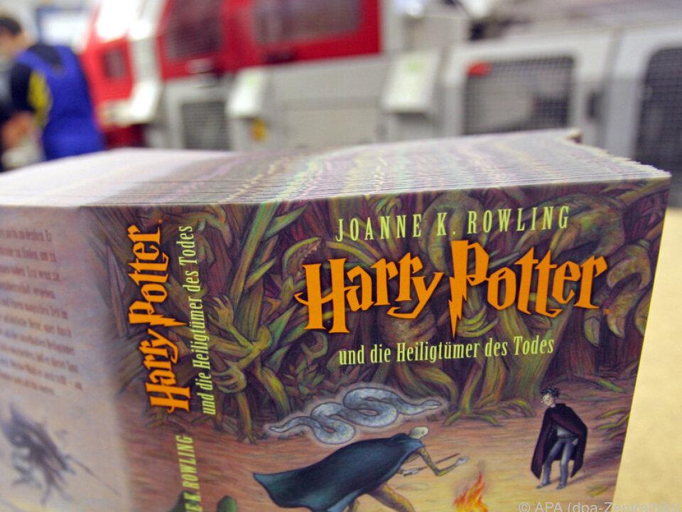 Das Theaterstück ist eine Vortsetzung der Harry-Potter-Buchreihe