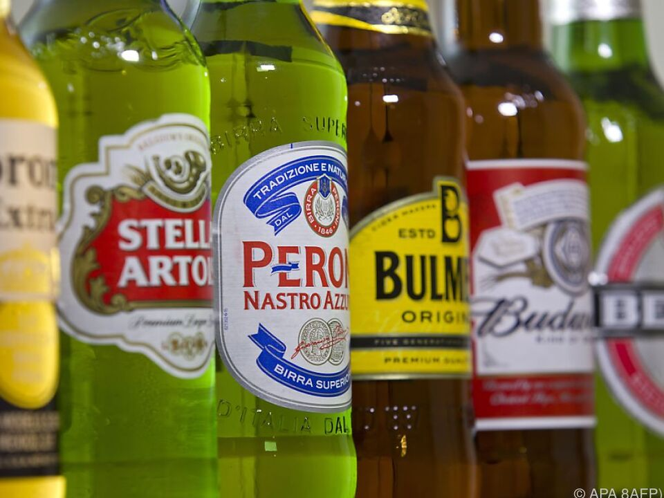 Diese Biere und viele andere gehören bald alle zu einem Konzern