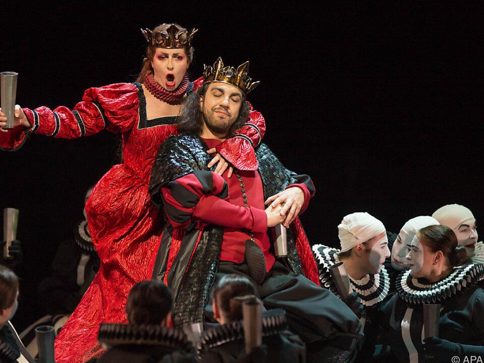 Hamlet wird erstmals seit 1871 in Europa aufgeführt