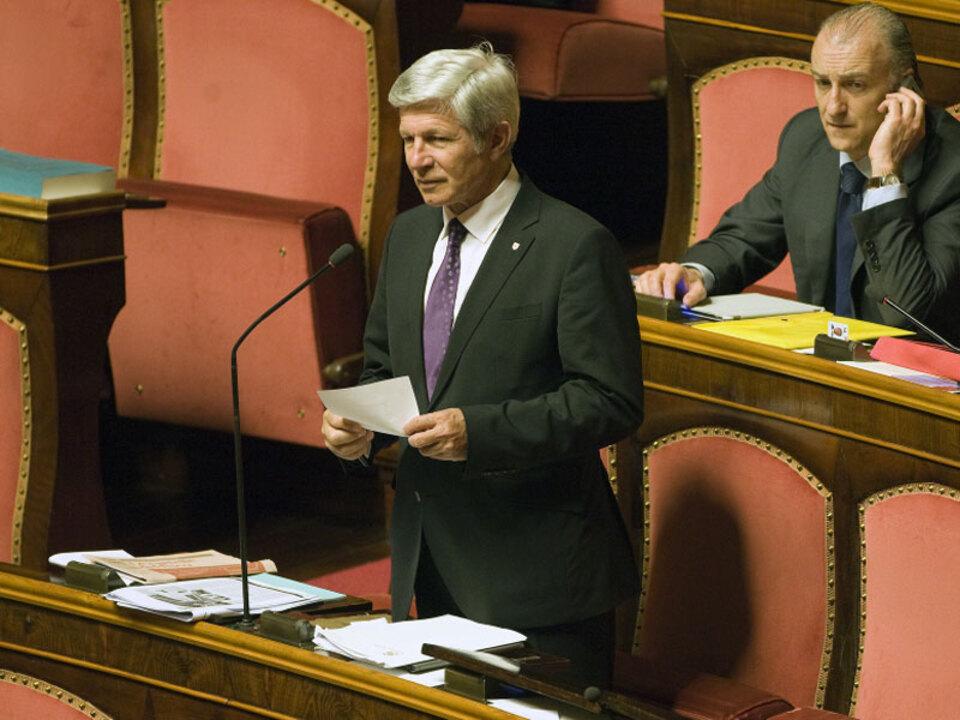Hans Berger Senat