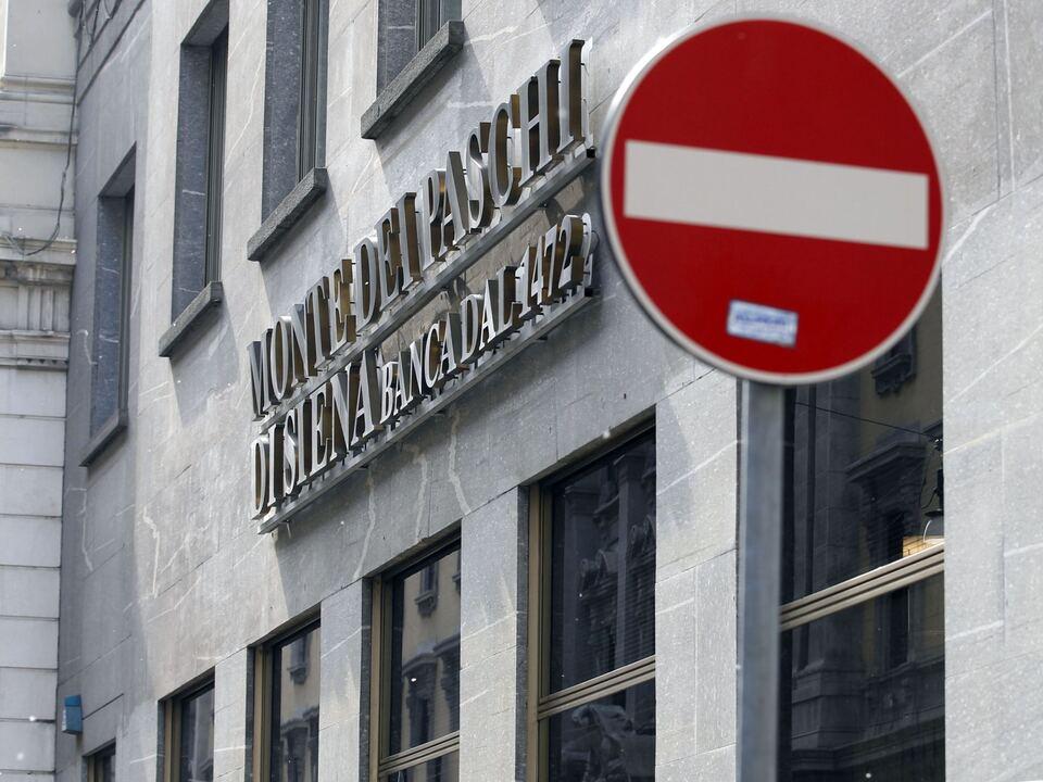 Italy Bank Probe monte dei paschi bank